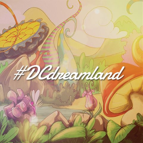 dreamland drawing