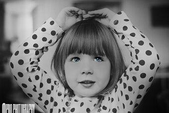 baby beautiful black & white cute photography