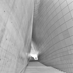 black & white korea architecture photography people