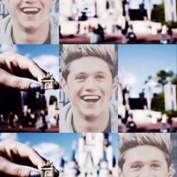 one direction niall horan 1d collage music