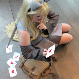 mlp cosplay anime derpy whooves