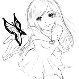 drawing emotions cute freetoedit love