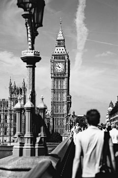 people photography emotions london black & white