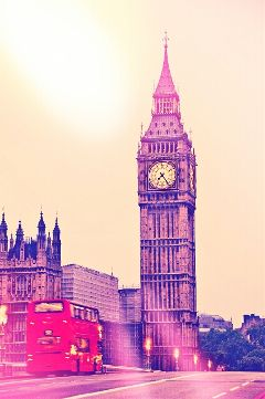london england travel summer vintage