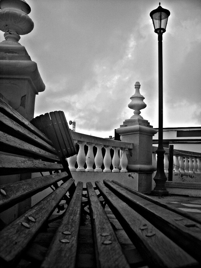 #photography #blackandwhite #hdr #wappark #lamp #dpcbenches