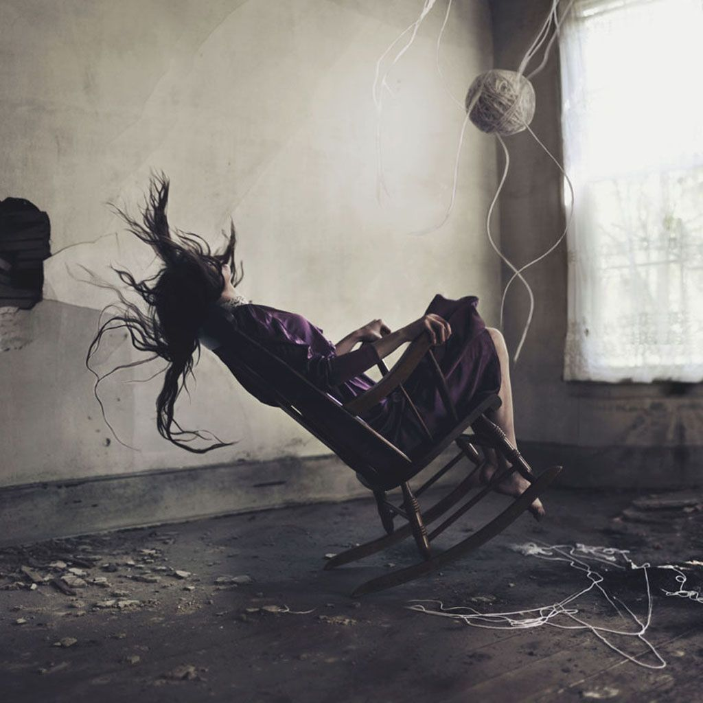 surreal photography of Alex Stoddard