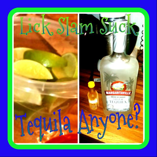 #margaritaville #lickslamsuck #limes #sprite