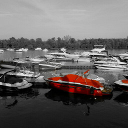 color photography yachting