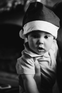 photography emotions baby blackandwhite