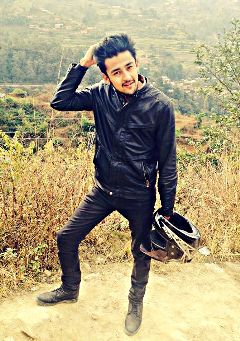 picsart follow travel nepal kathmandu