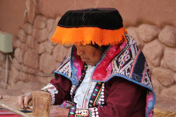 people tejedora cuzco