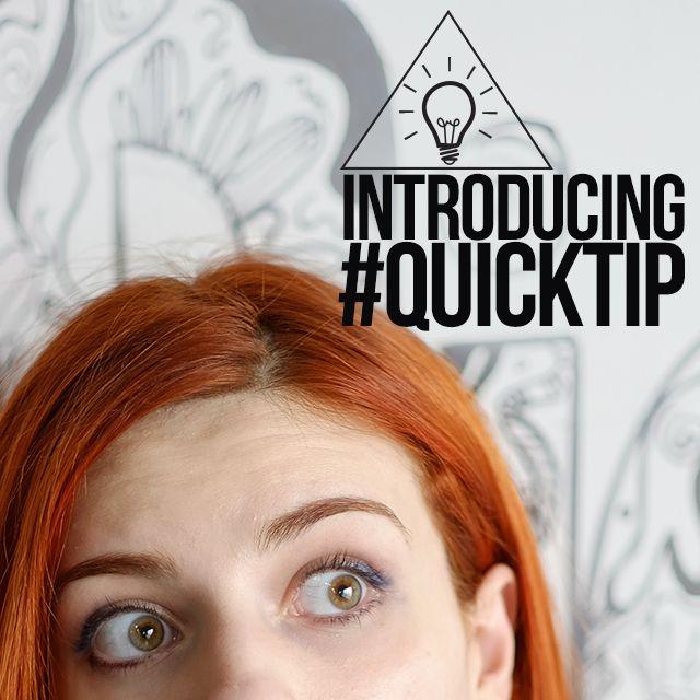 editing drawing quick tips