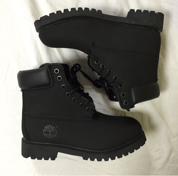 New Pick Ups Black Timbs Better Than Brown Honestly