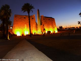 night_photography light_and_shadow travel_photography tample egypt