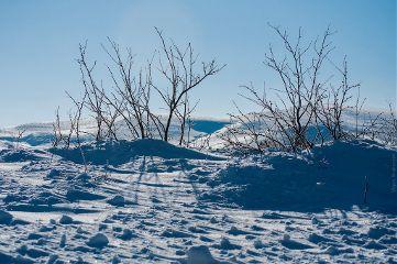snow snowscape armenia winter photography