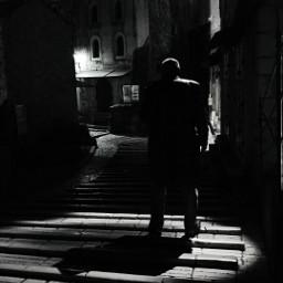 blackandwhite noir bnw mood city