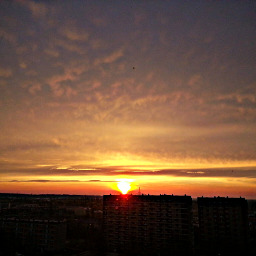 halle sky sun goodmorning colorful